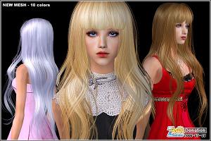 Женские прически (длинные волосы) - Страница 4 Lsr568