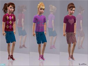 Для детей (повседневная одежда) - Страница 2 Lsr640