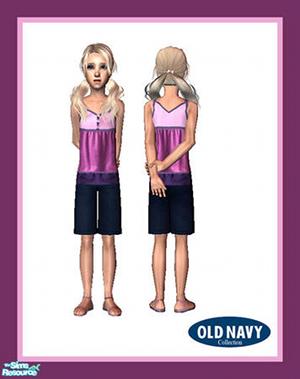 Для детей (повседневная одежда) - Страница 3 Lsr644