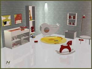 Комнаты для младенцев и тодлеров - Страница 2 Lsrd28