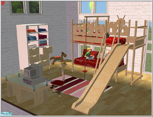 Комнаты для детей и подростков - Страница 2 Lsrd59