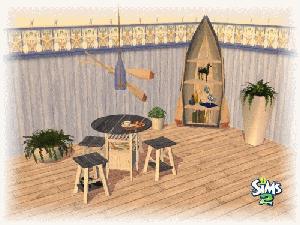 Патио, скамейки - Страница 2 Lsrd93