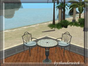 Патио, скамейки - Страница 2 Lsrd95