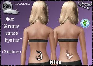 Татуировки - Страница 14 W-600132