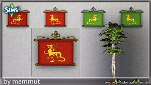 Настенный декор, подвесные полки - Страница 3 W-600157