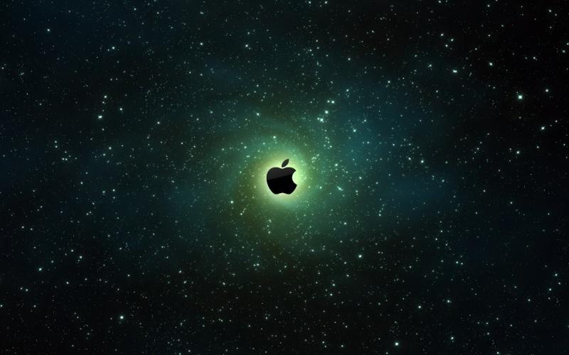Your desktop background? Apple_10