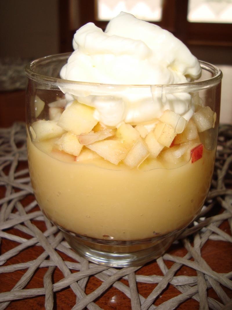 Crème au jus de pomme Dsc02714