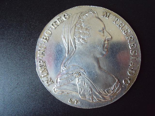 Thaler de Marie-Thérèse 1780 X Dsc01122