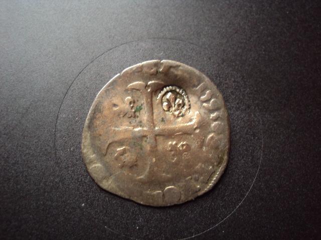 Douzain de Henri IV contremarqué sous Louis XIII Dsc01316