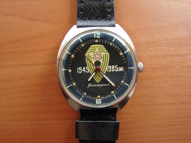 Faites nous voir vos plus belles pièces, montre, chrono, ect. - Page 4 Vostok10
