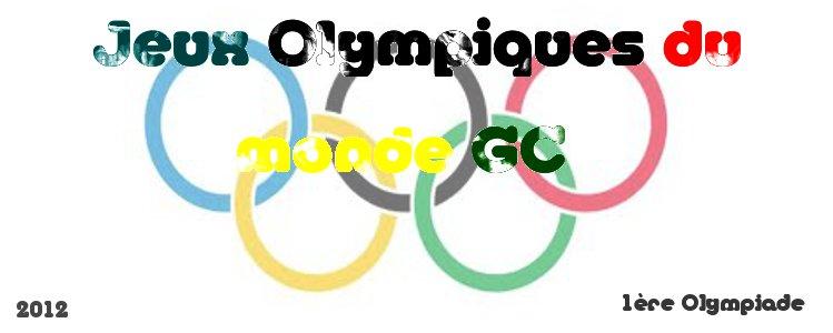 Jeux Olympiques du monde GC - Suivi du projet. Logo_d11