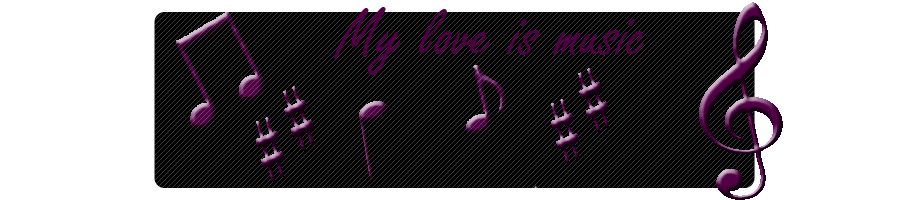 my love is music