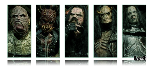 « The Sexiest of the Sexy » Lordi10