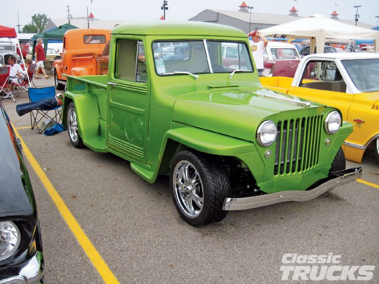 Le Jeep più strane dal mondo, prototipi, versioni uniche e rarità......postiamole quà!!! 1002cl10