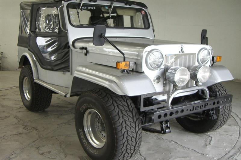 Le Jeep più strane dal mondo, prototipi, versioni uniche e rarità......postiamole quà!!! 15542711