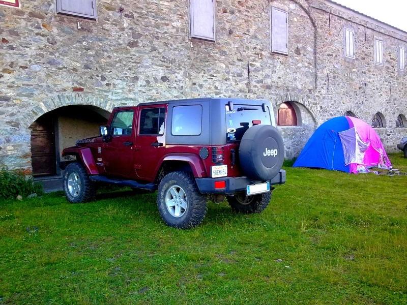 17/18 luglio...Girovagando per le valli Torinesi!! 18072011
