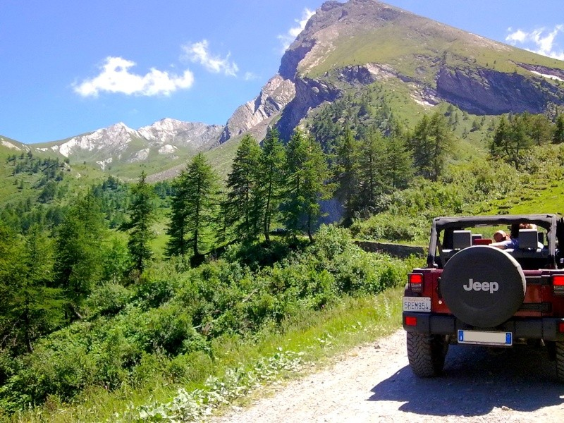 17/18 luglio...Girovagando per le valli Torinesi!! 18072014
