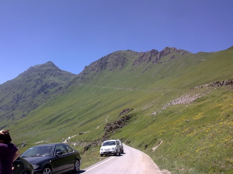17/18 luglio...Girovagando per le valli Torinesi!! 18072017