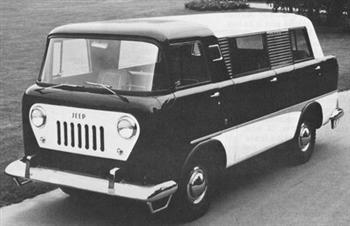 Le Jeep più strane dal mondo, prototipi, versioni uniche e rarità......postiamole quà!!! 1958fc10