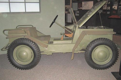 Le Jeep più strane dal mondo, prototipi, versioni uniche e rarità......postiamole quà!!! 36155810