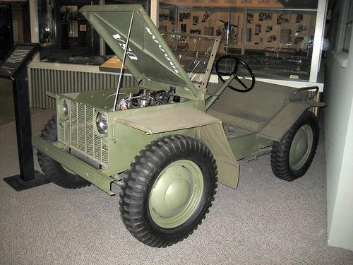 Le Jeep più strane dal mondo, prototipi, versioni uniche e rarità......postiamole quà!!! 36164010