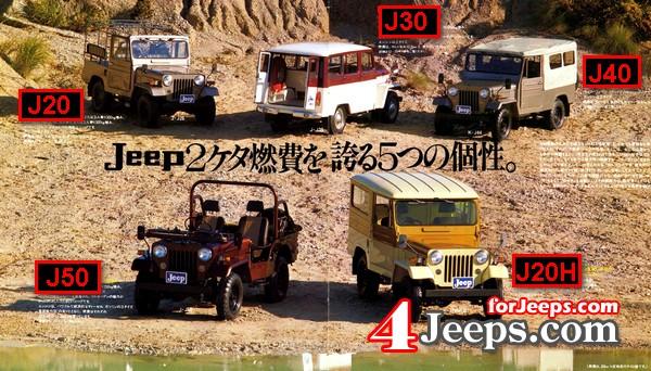 Le Jeep più strane dal mondo, prototipi, versioni uniche e rarità......postiamole quà!!! 412