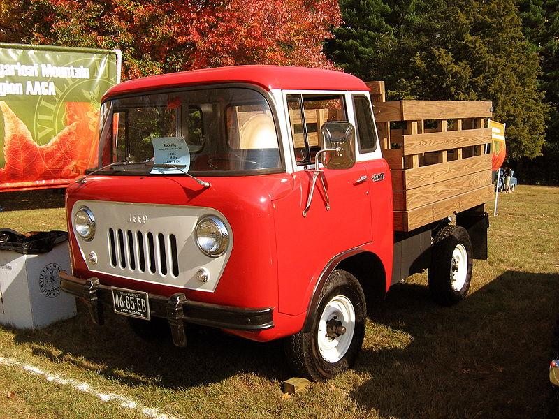 Le Jeep più strane dal mondo, prototipi, versioni uniche e rarità......postiamole quà!!! 800px-10