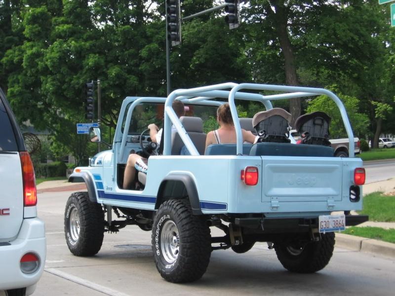 Le Jeep più strane dal mondo, prototipi, versioni uniche e rarità......postiamole quà!!! Babybl10