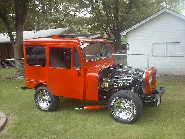 Le Jeep più strane dal mondo, prototipi, versioni uniche e rarità......postiamole quà!!! Jeep-d10