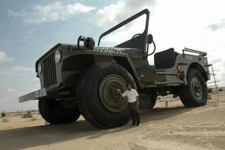 Le Jeep più strane dal mondo, prototipi, versioni uniche e rarità......postiamole quà!!! Jeep-g11
