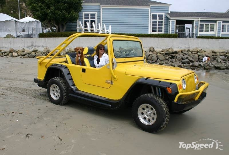 Le Jeep più strane dal mondo, prototipi, versioni uniche e rarità......postiamole quà!!! Jeep-g16