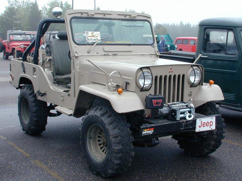 Le Jeep più strane dal mondo, prototipi, versioni uniche e rarità......postiamole quà!!! Reunio12