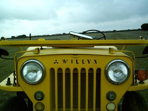Le Jeep più strane dal mondo, prototipi, versioni uniche e rarità......postiamole quà!!! Willys11