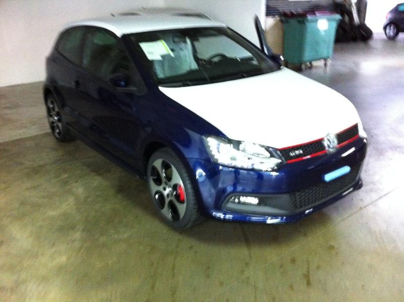 Polo 6r GTI bleu shadow  photos p8 Img_0715