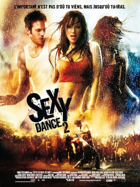 Sexy Dance (et suite) Affich11