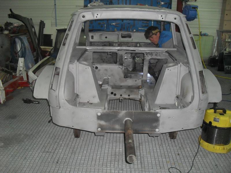 restauration complete de la t2 de yenyen81 - Page 5 Turbo214