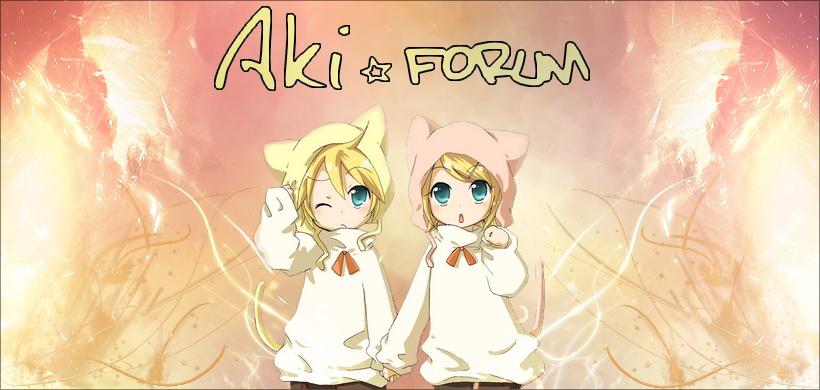 Aki forum
