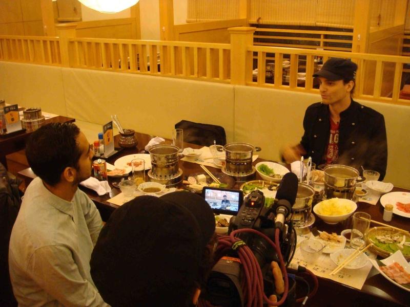 Equipe TV française interview Inophis en Chine 在中国一个法国电视台的记者给Inophis的一个采访 Dsc00715