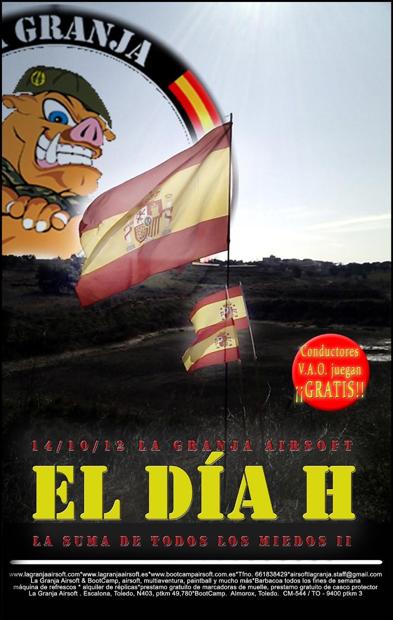 """14/10/12 El Día H - La Suma de todos los miedos II """"El próximo Estado de Europa"""" - La Granja Airsoft - Partida Abierta El_daa10"""