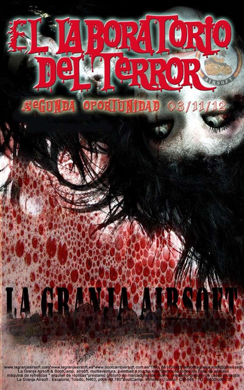 ANULADA 03/11/12 Halloween 2012 Nocturna - El Laboratorio del Terror, Segunda Oportunidad El_lab10