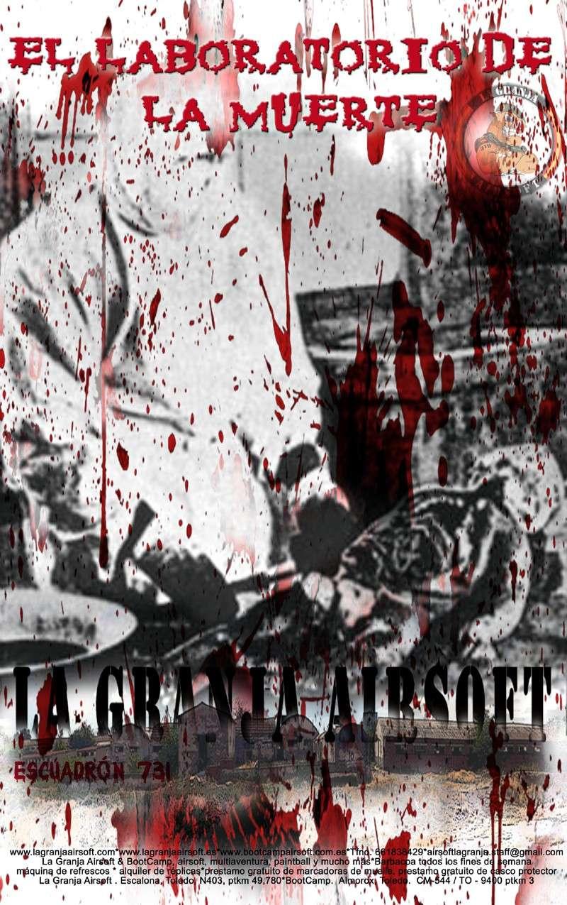 27/10/12 El Laboratorio de la Muerte, Escuadron 731 - Nocturna Halloween - La Granja Airsoft Labmue10