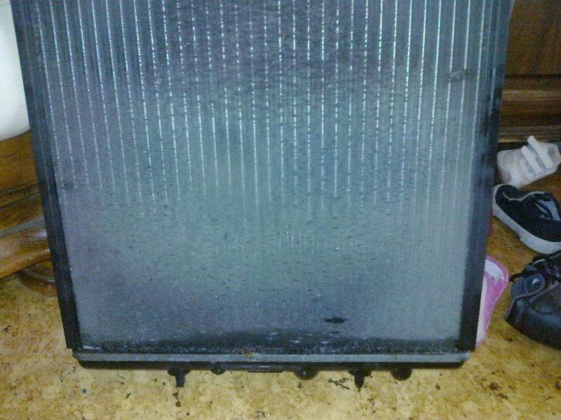 fuite radiateur 1.4 essence 26072014