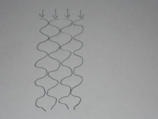 Marbrage swirls plumes de paon Dscn8810