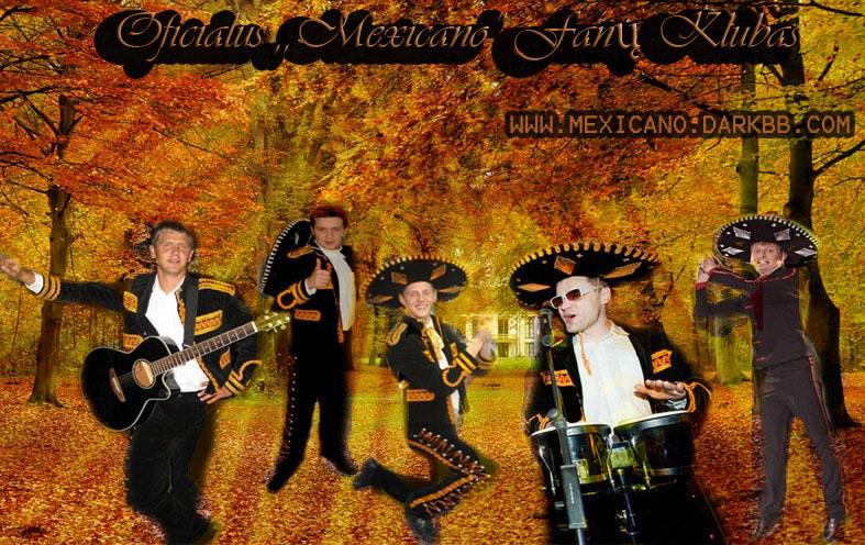 Oficialus Mexicano Fanų Clubo forumas - Fanų Clubas Looggg10
