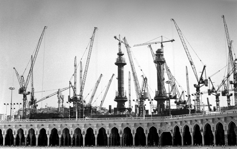 extension mosquée arabie saoudite 69852310