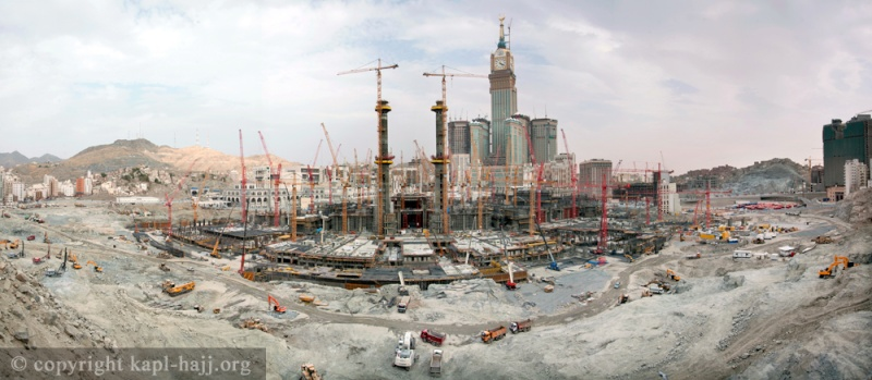 extension mosquée arabie saoudite Makkah10