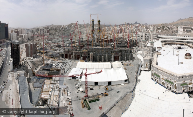 extension mosquée arabie saoudite Makkah11