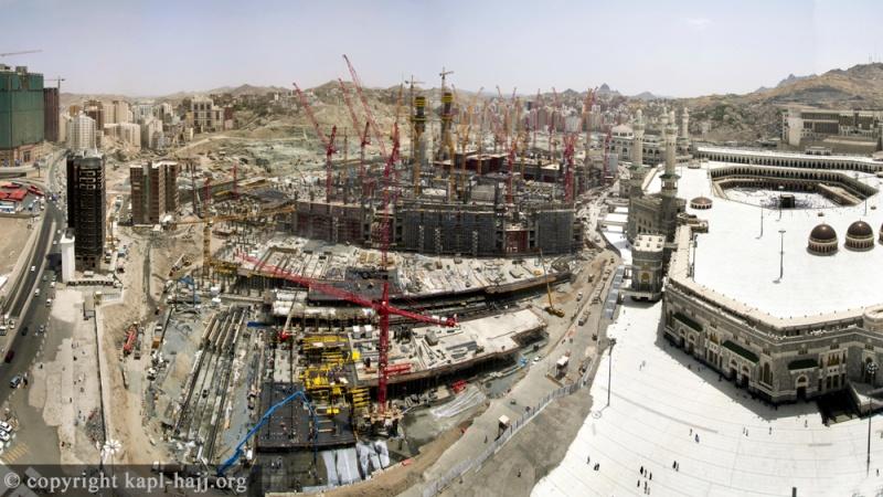 extension mosquée arabie saoudite Makkah12