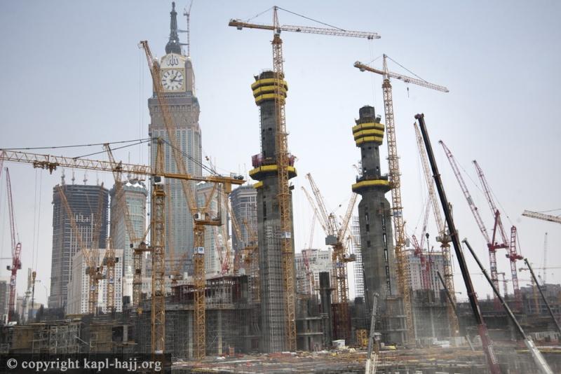 extension mosquée arabie saoudite Makkah14