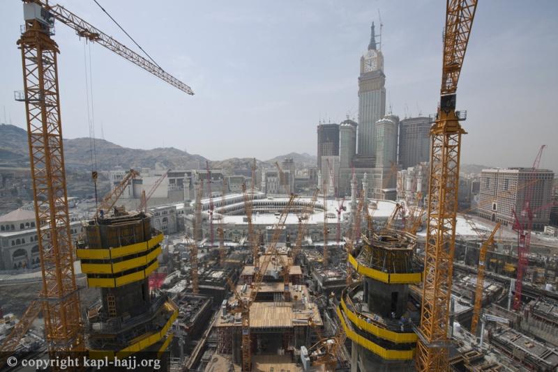 extension mosquée arabie saoudite Makkah15